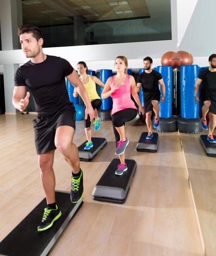 The Benefits Of Step Aerobics Battle Ground Fitness Gym